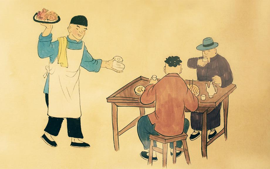 四川料理の歴史のイメージ