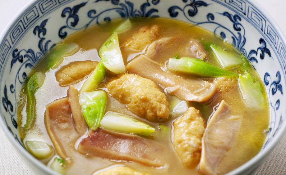四川料理と豆腐のイメージ