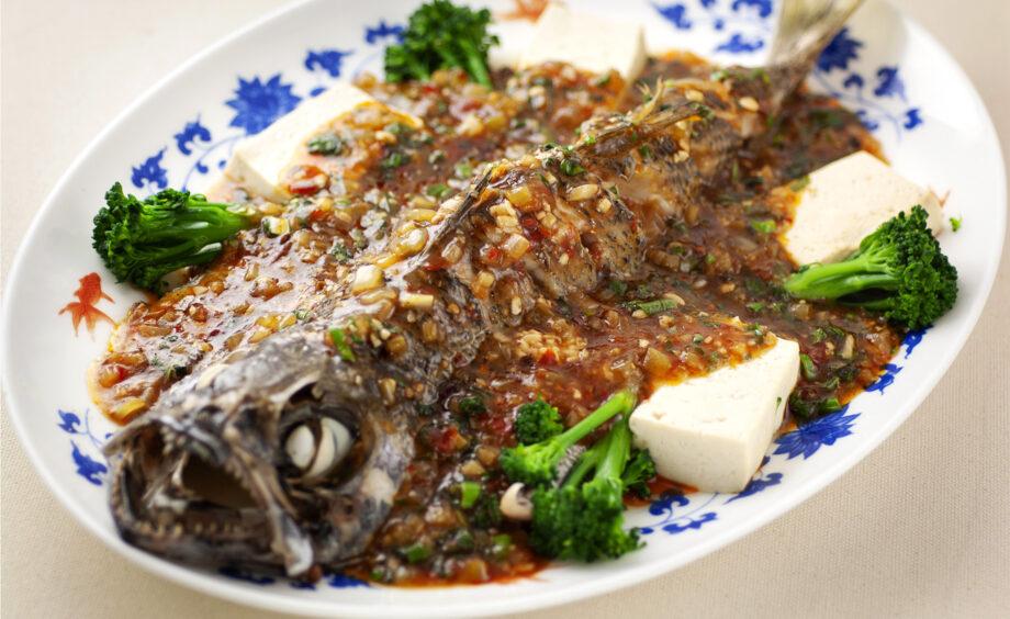 四川伝統の野菜、藿香(カワミドリ)のイメージ
