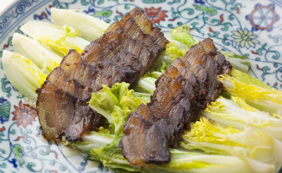 李白が愛した味噌漬け干し肉のイメージ
