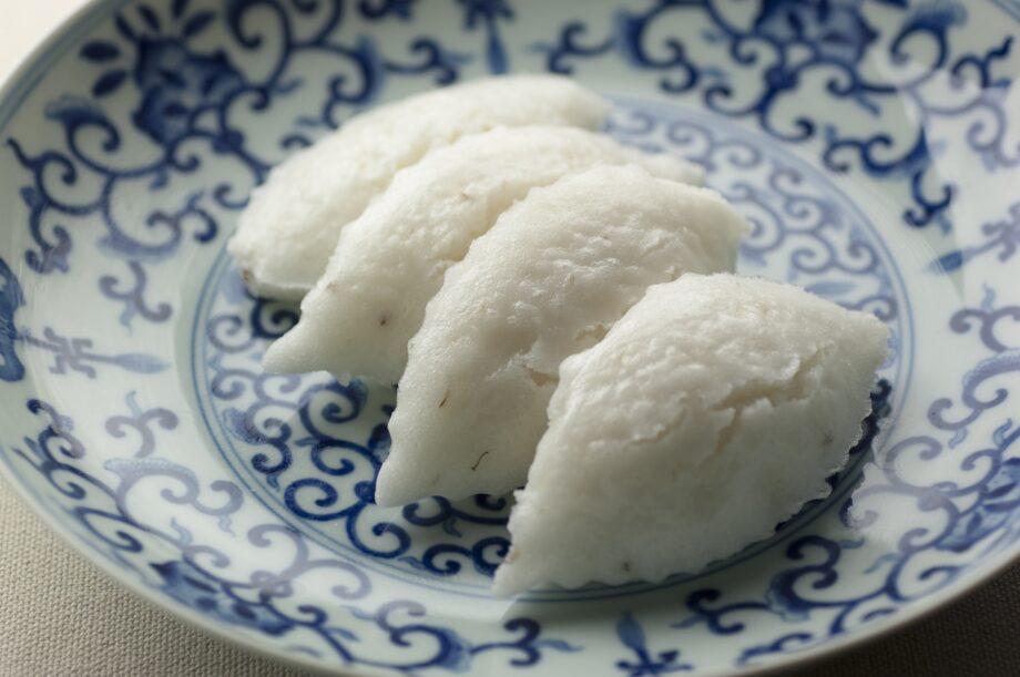素朴な味わい 濾州(ろしゅう)の米粉の蒸しパンのイメージ